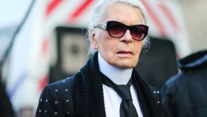 Karl Lagerfeld detesta femeile cu forme și spunea despe bărbați că nu ar trebui să aibă copii
