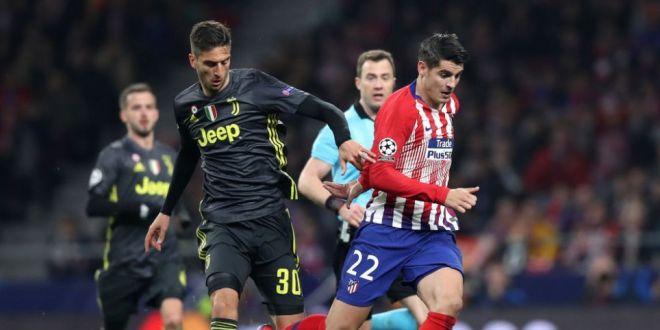 Atletico Madrid - Juventus 2-0. Gimenez si Godin o UCID pe Juve! Ronaldo, aproape de eliminare | Schalke - Man City 2-3. Sane si Sterling au intors rezultatul