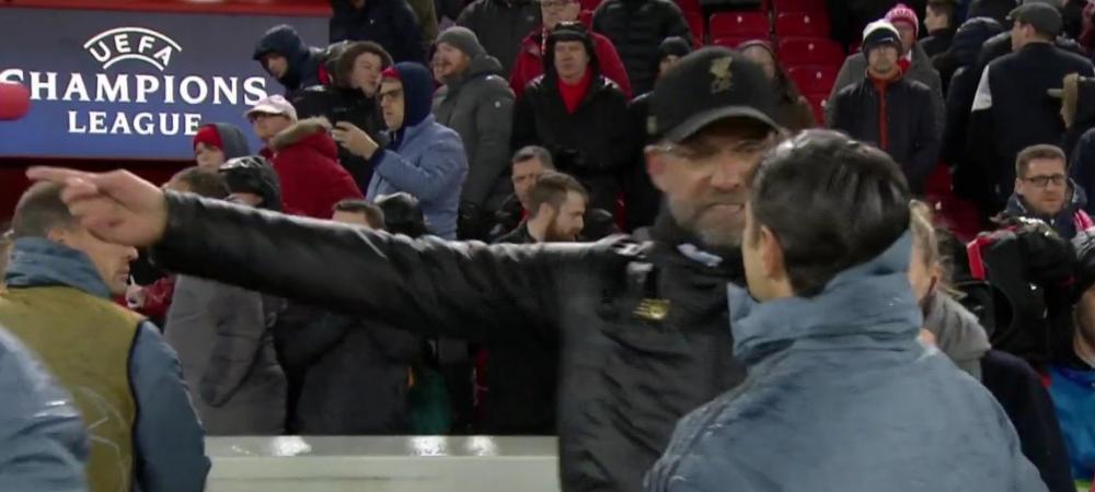 "Klopp si-a iesit din minti dupa remiza cu Bayern! Declaratie acida: ""Am stat acolo ca boul in fata muntelui"""