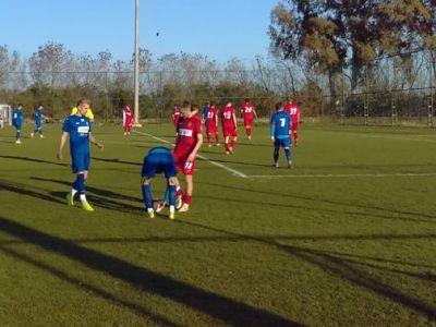NEBUNIE de gol in ultimul meci al Stelei! Au dat gol direct din corner! Cum a marcat Adrian Ilie