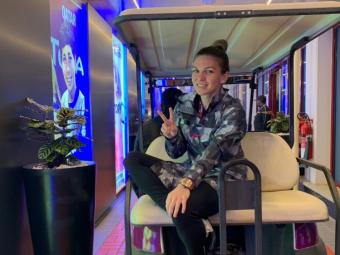 HALEP - TSURENKO 6-3 7-5   Cati bani poate castiga Simona Halep la Dubai! Miza financiara a calificarii in sferturile competitiei
