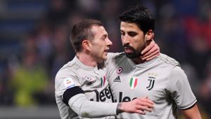 Anunt de ultima ora al lui Juventus despre Khedira, dupa ce i s-au descoperit probleme la inima! Cat lipseste