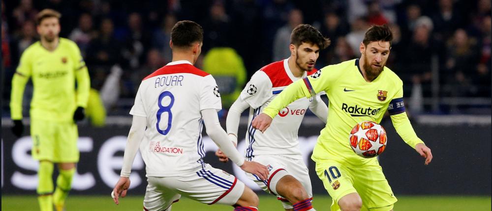 INCREDIBIL! Casele a 3 jucatori de la Lyon au fost jefuite in timpul meciului cu Barcelona! Ce surpriza teribila au avut cand au ajuns acasa