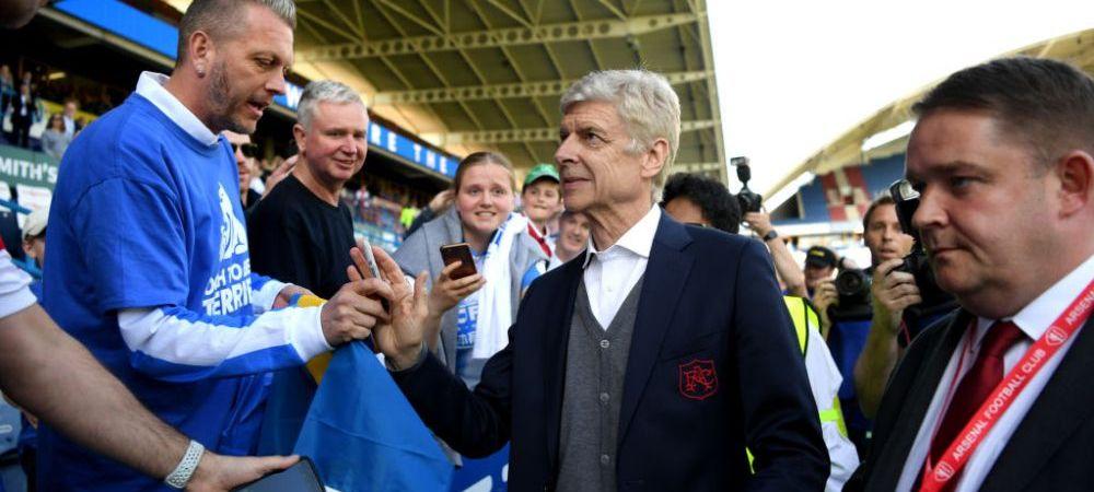 L'Equipe arunca bomba: Wenger s-a intalnit cu seicul unui club miliardar la Doha si a primit oferta de a deveni director sportiv
