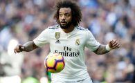 Prima optiune a lui Florentino Perez pentru inlocuirea lui Marcelo! El va fi noul fundas stanga al lui Real Madrid din vara!