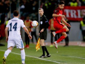 SEVILLA - LAZIO 1-0 LIVE   GOOOL Ben Yedder! Oaspetii au cerut penalty, Sevilla marcheaza apoi si e aproape in optimi
