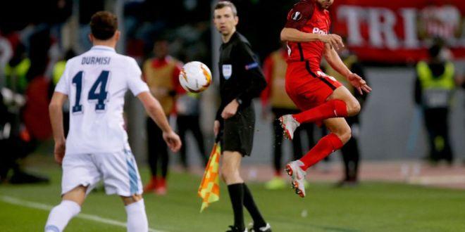 SEVILLA - LAZIO 2-0 | Radu Stefan, OUT din Europa League! Ben Yedder si Sarabia au marcat | Programul meciurilor de joi seara