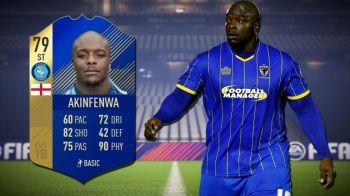 Distrugatorul Akinfenwa nu mai e cel mai puternic jucator din FIFA! Unul dintre atacantii care se bat pentru titlul de golgheter al Germaniei l-a intrecut