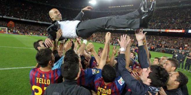 Momentul in care Guardiola i-a lasat pe toti fara cuvinte. Ce a zis despre perioada sa la Barcelona