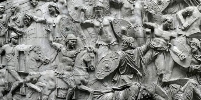 Cei patru mari lideri militari ai dacilor care au infiorat lumea antica