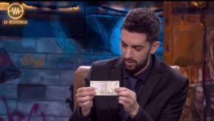 """""""Am in cont 3.318.847 de lei romanesti!"""" :) Reactia moderatorului emisiunii cand unul dintre cei mai buni jucatori din Spania a scos din buzunar 1 LEU"""