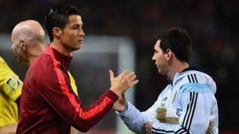Finalul erei lui Cristiano Ronaldo si Leo Messi? De 15 ani nu s-a mai intamplat asta