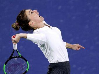 HALEP, OUT DE LA DUBAI   Simona poate cadea din nou in clasamentul WTA! Rezultatul care-i poate lua locul 2 mondial. ULTIMELE CALCULE