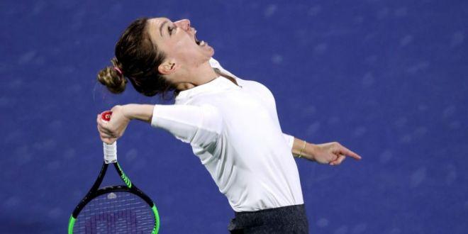HALEP, OUT DE LA DUBAI | Simona poate cadea din nou in clasamentul WTA! Rezultatul care-i poate lua locul 2 mondial. ULTIMELE CALCULE