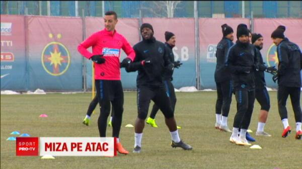 """Cei doi jucatori pe care pariaza stelistii la derby-ul cu Craiova: """"Este numarul 1 la FCSB!"""" Dezvaluiri despre situatia lui Stoian"""