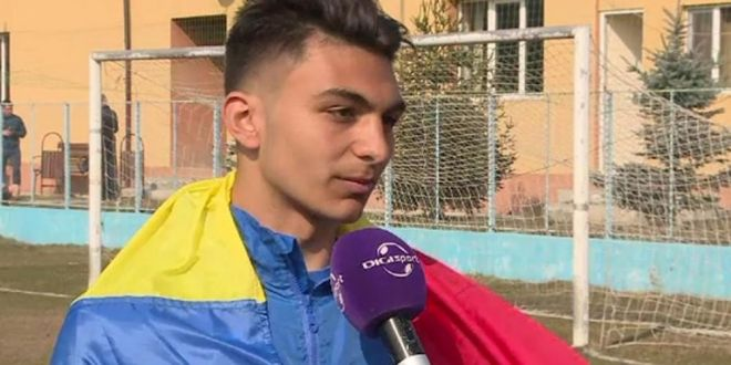 Noul  pariu  al lui Gigi Becali. Are 17 ani si a fost adus de FCSB de la FC Nurnberg
