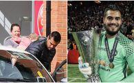 Cel mai modest din echipa bogatilor! Romero, lectie pentru Lukaku si Pogba! Cu ce masina vine la antrenamente. FOTO
