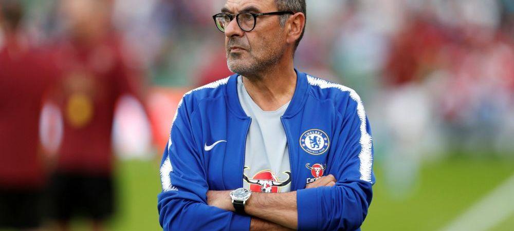 SOC pentru Abramovic! Chelsea a primit INTERZIS la transferuri! Situatie de groaza pentru Sarri!