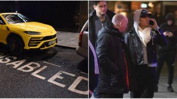"""""""Nu vezi ca scrie HANDICAPATI?"""" Starul de la Liverpool care si-a parcat bolidul de 300.000 euro pe locul persoanelor cu dizabilitati. FOTO"""