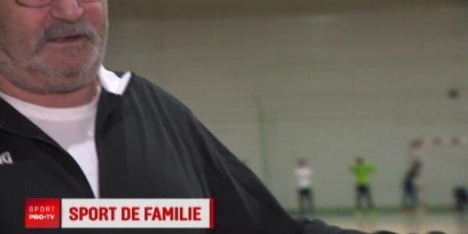 Au trecut 10 ani de la moartea lui Marian Cozma! Nepotul lui joaca handbal, are 13 ani si poarta 44 la picior!