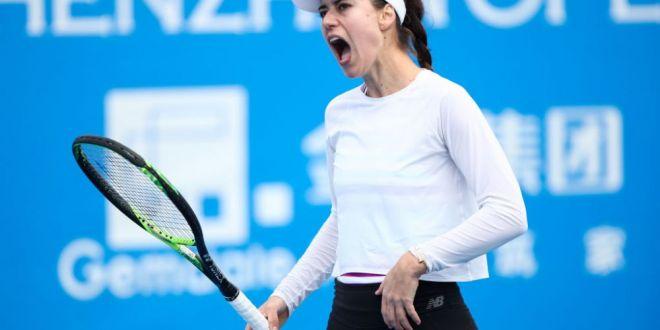 Inca un soc pentru Sorana! Cirstea, batuta de o pustoaica de 17 ani la Budapesta, dupa un meci nebun de 3 ore. Ce s-a intamplat