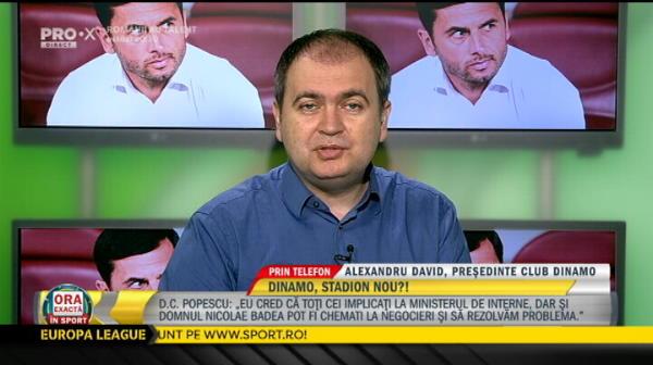 """BOMBA! Dinamo, gata sa se mute din Stefan cel Mare din cauza stadionului: """"Nu putem juca in ruine!"""""""