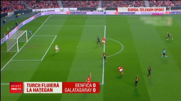 """SCANDAL in Europa League! Fanii lui Galatasaray au sarit la gatul lui Ovidiu Hategan dupa un meci cu 3 goluri ANULATE: """"Bataie de joc!"""""""