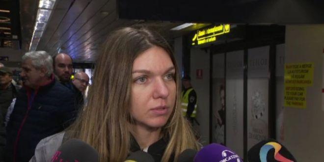Simona Halep a revenit in Romania:  Nu conteaza acum clasamentul WTA, doar la final de an!  Ce a spus despre numirea unui nou antrenor