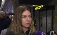 """Simona Halep a revenit in Romania: """"Nu conteaza acum clasamentul WTA, doar la final de an!"""" Ce a spus despre numirea unui nou antrenor"""