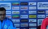 """Teja se compara cu Guardiola si Klopp: """"Nu exista antrenor cu o bagheta magica!"""" Cand va juca FCSB cum a cerut Becali: """"Spectacolul nu se poate face intr-o luna!"""""""