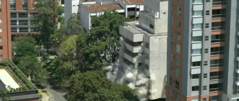 VIDEO SPECTACULOS | Casa lui Escobar, aruncata in aer! Anuntul facut imediat de presedintele Columbiei: ce se va construi in loc