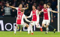 Federatia olandeza o ajuta pe Ajax sa elimine Real Madrid! Miza uriasa, pe langa calificarea in sferturi, si decizia olandezilor