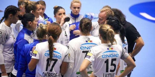CSM Bucuresti - Gyor 25-27! Antrenorul Dragan Djukic, dezamagit!  Lumea nu crede foarte mult in noi  Ce a spus de prestatia jucatoarelor sale