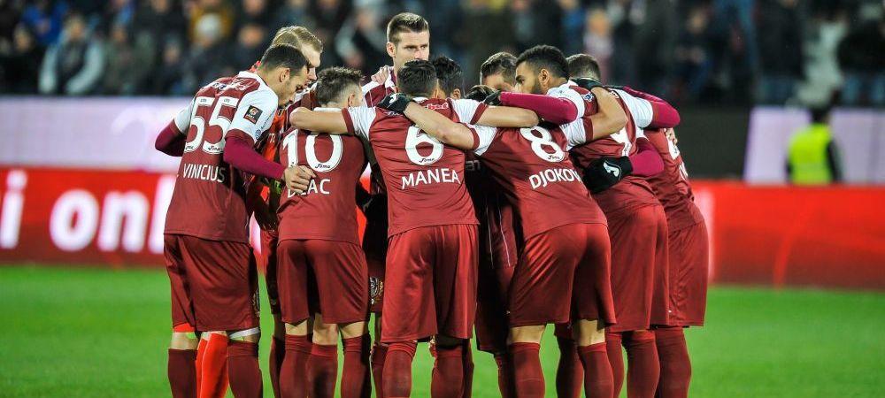 UPDATE: Este OFICIAL! CFR Cluj a mai prezentat un jucator in aceasta seara!Atacantul venit sa puna umarul la castigarea unui nou titlu!