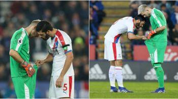 Faza weekendului, oferita de doi jucatori de la Crystal Palace :)) Ce s-a intamplat de fapt! La final, Leicester a ramas fara antrenor!