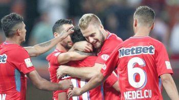 """Super transferul pe care Gigi Becali il pregateste: vin zecile de milioane visate de patron! O """"armata"""" de impresari a venit la FCSB - Craiova pentru a-l urmari pe BRILIANTUL lui Teja"""