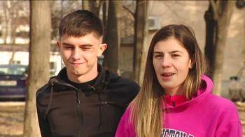 Make love, not war :) Povestea celui mai simpatic cuplu din boxul romanesc: vor sa mearga impreuna la Olimpiada