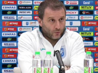 "Devis Mangia, dezamagit dupa meciul cu FCSB! Ce a spus de lupta la titlu! ""Daca se joaca doar fotbal, ramanem in lupta"""
