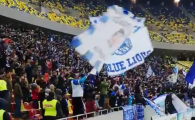 FCSB - CRAIOVA | IMAGINI DE VIS pe Arena Nationala: cum au reactionat fanii Craiovei dupa ce oltenii au pierdut cu FCSB | VIDEO