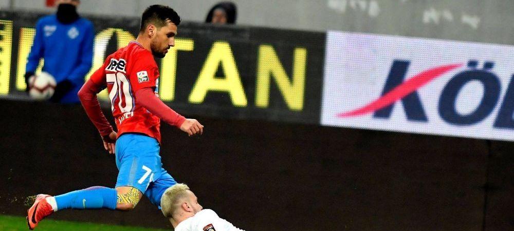 """A luminat jocul!"" Noul preferat al lui Becali: s-a remarcat la derby-ul cu Craiova! ""Daca nu era el, aveam emotii"""