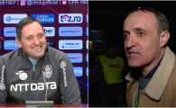 """Domnul Conceicao! Ati venit la meci?"" :) Stupoare la FCSB - Craiova! Cum si-a facut aparitia fostul antrenor de la CFR. VIDEO"