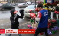 Fratii care vor sa cucereasca boxul din Romania: cand nu sunt in ring, o ajuta pe mama lor la florarie!