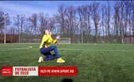 Ronaldinho de la Cluj: se bucura la goluri in pasi de salsa! Ioana Bortan a facut gimnastica ritmica in copilarie