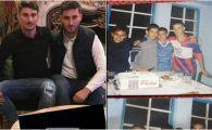 FOTO GENIAL! Ultimul transfer al FCSB-ului a avut tort cu numele lui Mirel Radoi de ziua sa si a acceptat fara nicio ezitare oferta lui Becali
