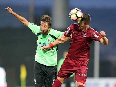 Petrescu a mai facut un transfer la CFR, dupa Boli! Al doilea fundas central luat de clujeni in doua zile
