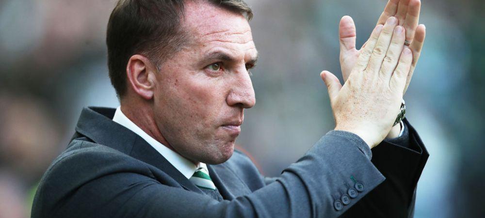 Surpriza uriasa in Premier League! Brendan Rodgers a plecat de la Celtic si va antrena o rivala a lui Liverpool