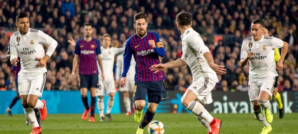 """El Clasico nu e singura batalie dintre Real si Barca! Pregatesc lupta finala pentru """"noua stea a fotbalului spaniol"""""""