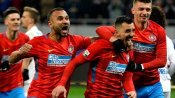 Meciurile TERIBILE care decid titlul in Liga 1! Cum arata CUTREMURELE FCSB-CFR-Craiova si cand se joaca fiecare