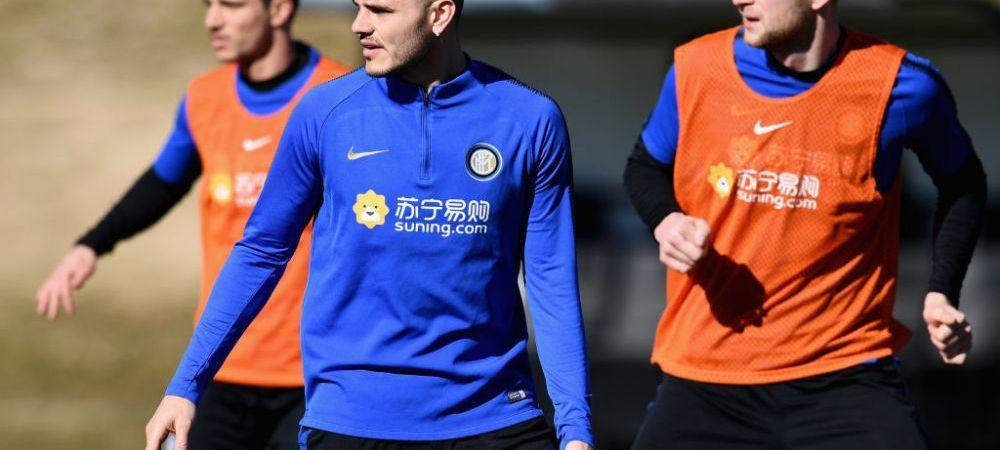 Ar fi cea mai mare surpriza a verii! Icardi vrea sa plece de la Inter si are o masa o oferta neasteptata: cine il vrea pe starul argentinian
