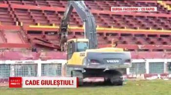 Al doilea stadion care va fi pus la pamant! Cat va costa reconstruirea arenei din Giulesti